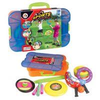 Mac Toys Set her na pláž v praktickém kufříku