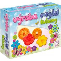 Mac Toys Výroba mýdel Květiny