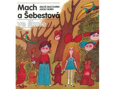 Albatros Mach a Šebestová ve škole Miloš Macourek