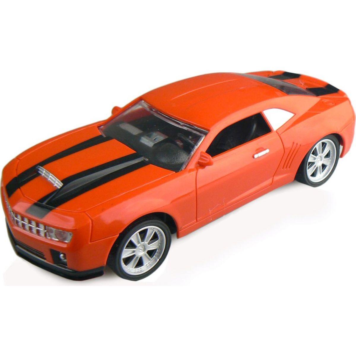 Made Auto Champion na dálkové ovládání - Červená