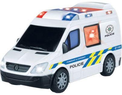 Made Auto na baterie - Policie