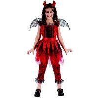 Made Dětský karnevalový kostým čertice, 120-130 cm