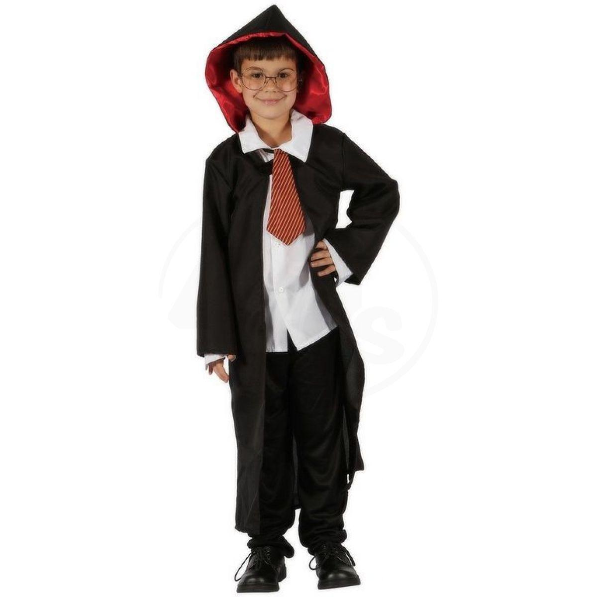 Made Dětský kostým Čaroděj 120-130 cm