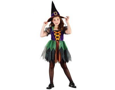 Made Dětský kostým čarodějka vel.S
