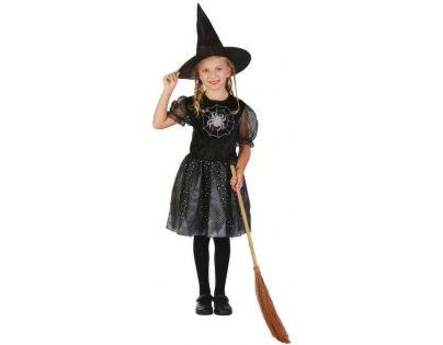 Made Dětský kostým Čarodějnice 130-140 cm