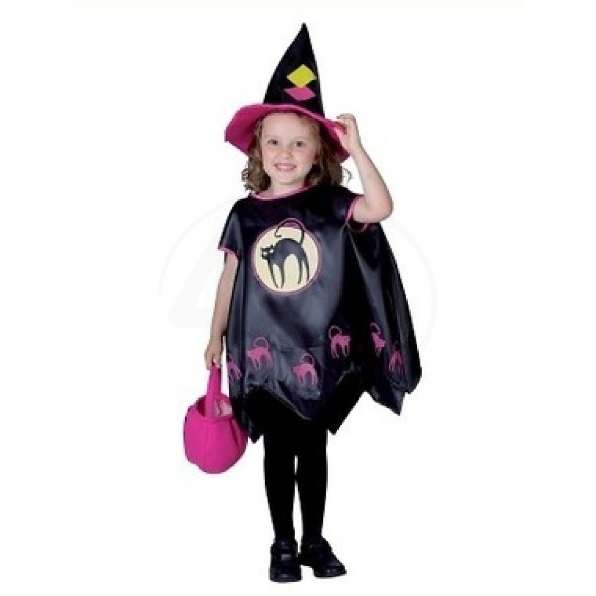 085e933a5ccd Made Dětský kostým Čarodějnice 3-4 roky