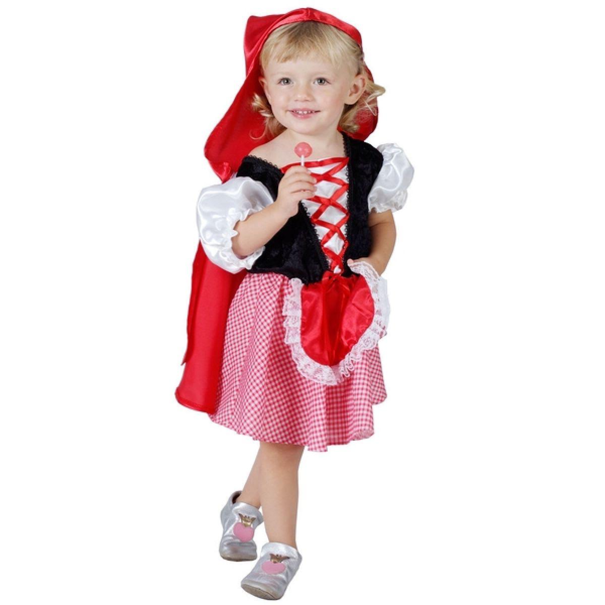 Made Šaty na karneval Karkulka vel. XS