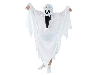 Made Dětský kostým Duch 120-130cm