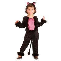 Made Dětský kostým Kočička 92-104cm