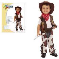 Made Dětský kostým Kovboj 3-4 roky 2