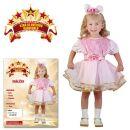 Made Dětský kostým 75077 Králíček 92-104cm 2