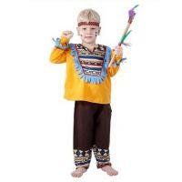 Made Dětský kostým Malý indián 3-4 roky