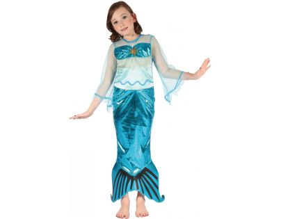 Made Dětský kostým Mořská panna 120-130cm