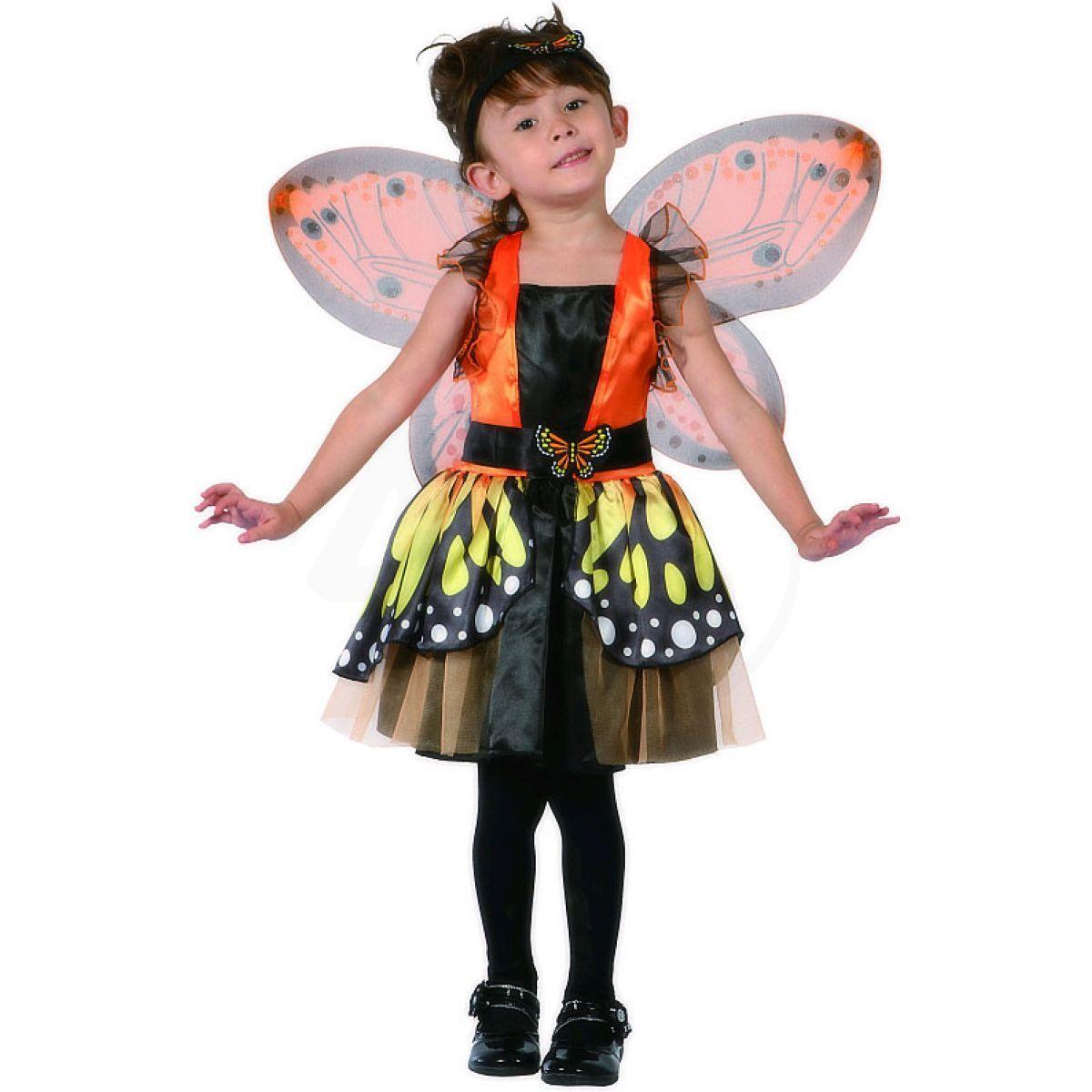 Made Dětský kostým Motýlek 92-104cm  a1b0957612b