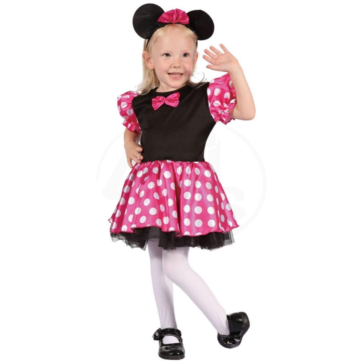 Made Dětský kostým Myška 92-104cm  de944b307ac