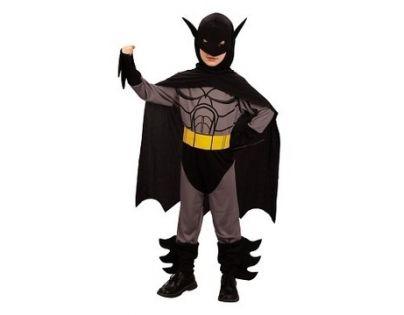 Made Dětský kostým Netopýr vel. střední 120 - 130 cm