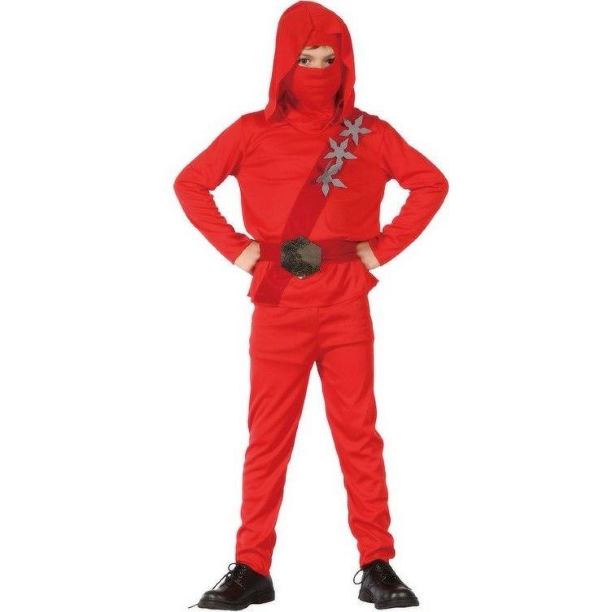 Made Detský kostým Ninja 120-130 cm