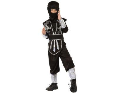 Made Dětský kostým Ninja 120-130cm