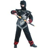 Made Dětský kostým Ninja S 110-120 cm