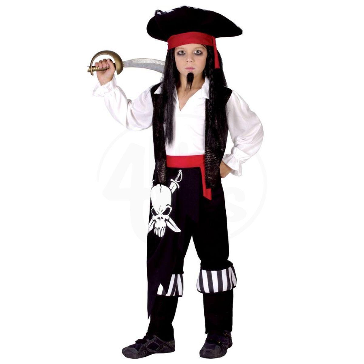 d8472a1d020c Pirat kostym pro deti levně
