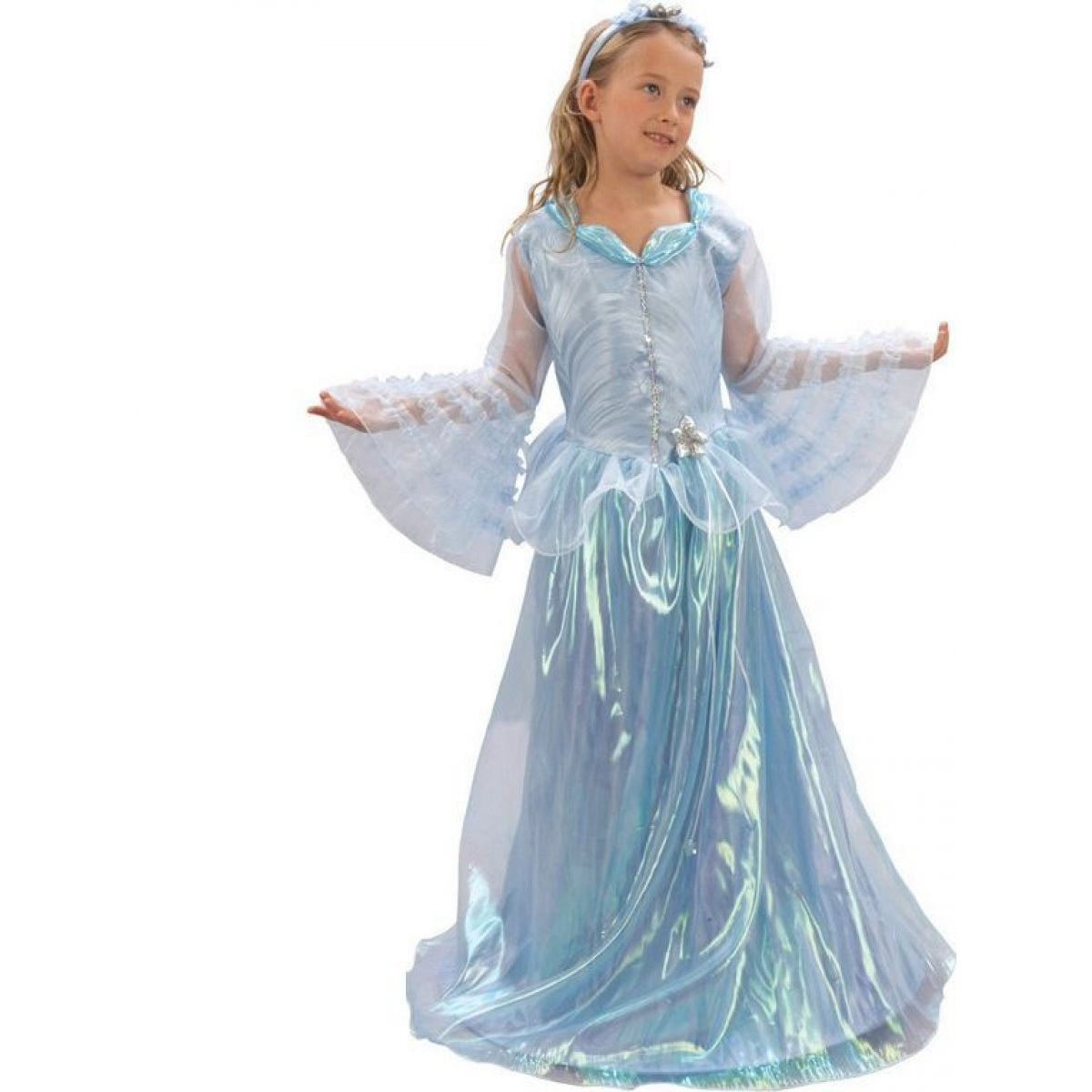 Made Dětský kostým Princezna Deluxe 130-140 cm