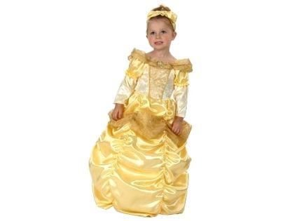 Made Kostým Princezna kráska 92-102 cm