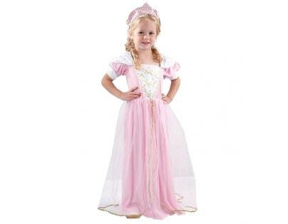 Dětský kostým Princezna malá 3-4 roky