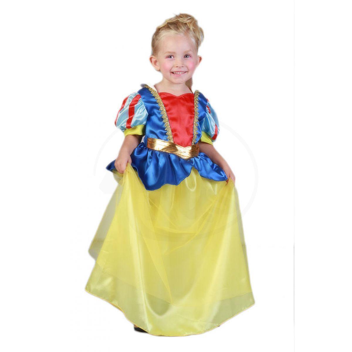 61f05bf4558c Made Dětský kostým Sněhurka 92-104cm