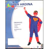 Made Detský kostým Super hrdina 110-120 cm 2