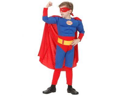 Made Dětský kostým Superman 6-8 let