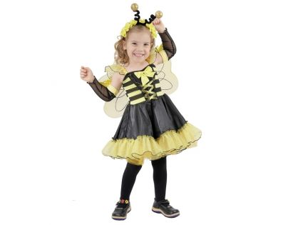Made Dětský kostým Včelka 3-4 roky