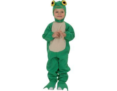 Made Dětský kostým Žabka od 92 do 104 cm