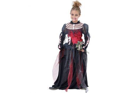 Made Dětský kostým Zombie dívka 130-140 cm