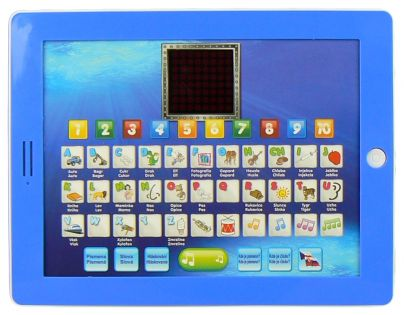 Made Dětský tablet - Modrá