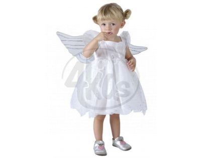 Made Dětský kostým Andílek 92-104cm