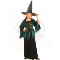Made Dětský kostým Čarodějnice vel. L 130-140 cm