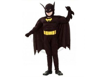 Made Dětský kostým Batman 120-130 cm