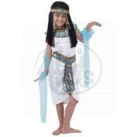 Made Dětský kostým Egyptská královna 110-120 cm