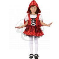 Made Dětský kostým Červená Karkulka 92-104 cm