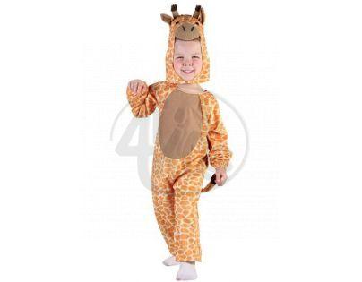 Made Dětský kostým žirafa pro malé děti