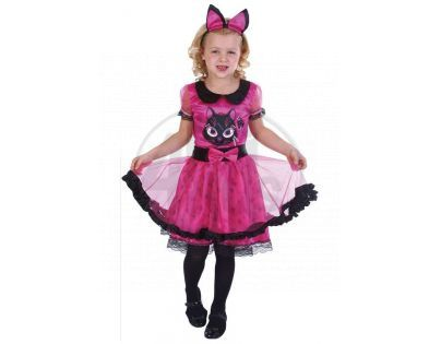 Made Dětský kostým Kočička 120-130cm