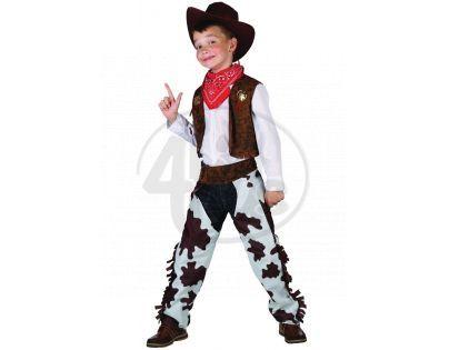 Made Dětský kostým Kovboj 130-140cm