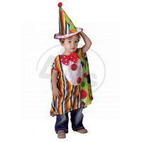 Made Dětský kostým Malý klaun 92-104cm