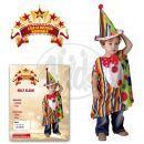 Made Dětský kostým Malý klaun 92-104cm 2