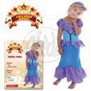 Made Dětský kostým Mořská panna 92-104cm 2