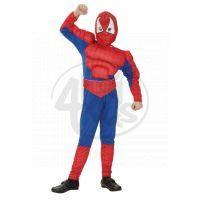 Made Dětský kostým Pavoučí muž vel.M