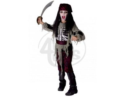 Made Dětský kostým Pirát 110-120cm