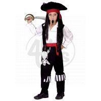 Made Dětský kostým Pirát M
