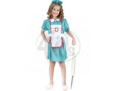Made Dětský kostým Sestřička 120-130 cm