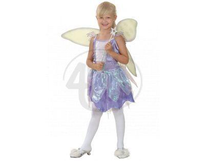 Made Dětský kostým Víla 110-120cm